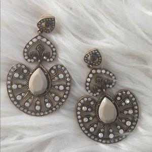 Anthropologie Chandelier Earrings